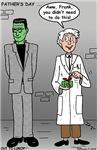 Frankenstein Fathers Day