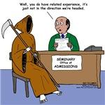Death Seminary Application