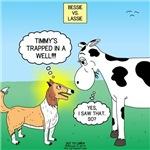 Bessie v Lassie