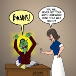 Zombie Homework