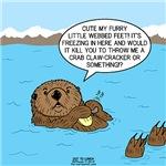 Sea Otter Sour Grapes
