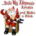 Rub My Alopecia Areata (Bald Spot) and Make a Wish