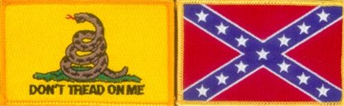 Don't Tread on Confederacy