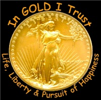 Gold Liberty Gold Motto Men's Clothing