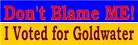 Don't Blame ME-BG Men's Clothing