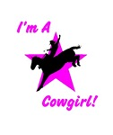 I'm a cowgirl