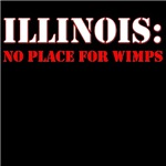 ILLINOIS no place for wimps