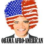 OBAMA AFRO-AMERICAN