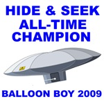 Balloon Boy - Hide & Seek Champion