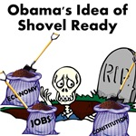 Obama's Idea of Shovel Ready