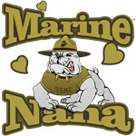 Marine Corp Nana (Devil Dog)