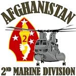 2nd MARDIV Afghanistan Vet - CH46