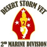 Desert Storm Veteran - 2MARDIV