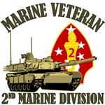 2nd Marine Division Armor Vet