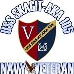 USS Skagit Navy Veteran