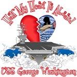 Half My Heart [USSWashington]