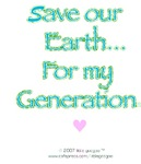SAVE OUR EARTH..... V.2