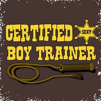 Certified Boy Trainer
