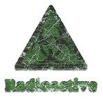 Distressed Green Radioactive Sign