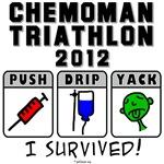 2012 Chemoman Triathlon