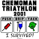 2001 Chemoman Triathlon
