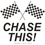 CHECKERED FLAG LARGE CHASE THIS!