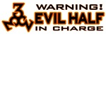 Evil Half in charge