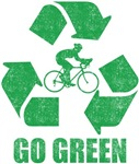 Go Green Cycling Washed