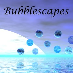 Bubblescapes, Cosmic Landscapes