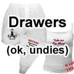 Drawers - aka underwear