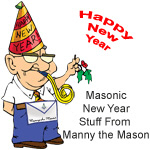 Masonic New Year