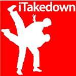Karate, Mixed Martial Arts & Kung Fu iTakedown Sil