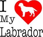I Love My Labrador Retriever