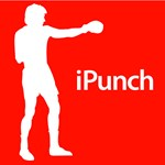 Boxing iPunch Silhouette