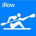 Canoeing iRow Silhouette