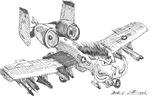 Air Force Warhog