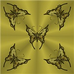 Golden Butterfly Gifts