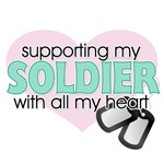 Supporting my Soldier