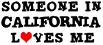 Someone in California