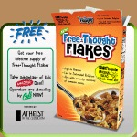 Free Thought Flakes
