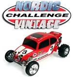 NVC Red Logo Beetle