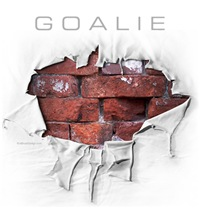 Torn Brick Goalie