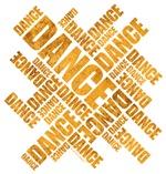 Typographic Dance (Rust)