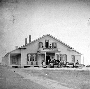 Mid 1800's - Lake House