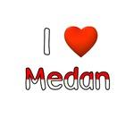 I Love Medan