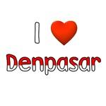 I Love Denpasar