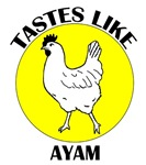 Tastes Like Ayam