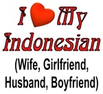I Love My Indonesian...