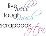 live. laugh. scrapbook. - Maternity