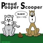 Proud Pooper Scooper